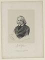 Bildnis des Jacob Grimm, Schertle, Valentin - 1849 (Quelle: Digitaler Portraitindex)