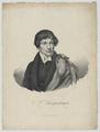 Bildnis des Carl Friedrich Rungenhagen, Franz Legrand - um 1850 (Quelle: Digitaler Portraitindex)