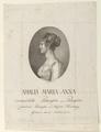Bildnis der Prinzessin Amalia Maria Anna (Marianne) von Preu�en, Meno Haas - um 1815 (Quelle: Digitaler Portraitindex)