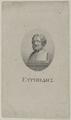 Bildnis des Euripides, Friedrich Wilhelm Bollinger - 1800 (Quelle: Digitaler Portraitindex)
