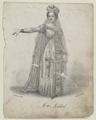 Bildnis der Madame Milder, Fricke, Friedrich August - um 1850 (Quelle: Digitaler Portraitindex)