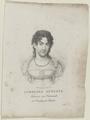 Bildnis der Carolina Augusta von Oesterreich, Friedrich Fleischmann-1816/1834 (Quelle: Digitaler Portraitindex)