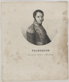 Bildnis des Herzogs Friedrich von Sachsen Altenburg, Brand - um 1830 (Quelle: Digitaler Portraitindex)