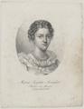 Bildnis der Königin Maria Josepha Amalia von Spanien, um 1829 (Quelle: Digitaler Portraitindex)