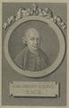 Bildnis des Karl Philipp Emanuel Bach, Kr ger, Johann Conrad - 1778 (Quelle: Digitaler Portraitindex)