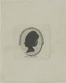 Bildnis der Minna Brandes, um 1781/1790 (Quelle: Digitaler Portraitindex)