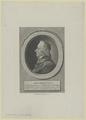 Bildnis des Hieronymus F�rstbischof von Salzburg, Bock, Christoph Wilhelm - 1787 (Quelle: Digitaler Portraitindex)