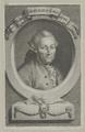 Bildnis des Floria. Leopoldus Gassmann, Anton Hickel - 1772 (Quelle: Digitaler Portraitindex)