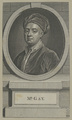 Bildnis des John Gay, 1726/1775 (Quelle: Digitaler Portraitindex)