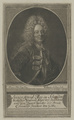 Bildnis des Eosander von G�the, Johann Georg Wolfgang (ungesichert) - 1701/1744 (Quelle: Digitaler Portraitindex)