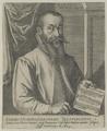 Bildnis des Adamo Gvmpelzhaimero, Custos, Dominicus - 1605 (Quelle: Digitaler Portraitindex)