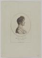 Bildnis des Henriette Hendel, Leonhard Heinrich Hessell - 1801/1830 (Quelle: Digitaler Portraitindex)