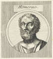 Bildnis des Homerus, 1776/1825 (Quelle: Digitaler Portraitindex)