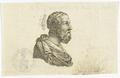Bildnis des Homer, 1801/1850 (Quelle: Digitaler Portraitindex)