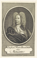 Bildnis des Christian Frieder. Hunold alias Menantes, Bernigeroth, Martin (ungesichert)-1701/1733 (Quelle: Digitaler Portraitindex)