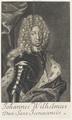 Bildnis des Johannes Wilhelmus Dux Saxo-Isenacensis, 1686/1733 (Quelle: Digitaler Portraitindex)