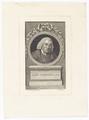Bildnis des Samuel Johnson, Johann Georg Sturm-1757/1793 (Quelle: Digitaler Portraitindex)