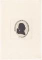 Bildnis des Johann Christoph Kaffka, 1776/1780 (Quelle: Digitaler Portraitindex)