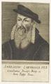 Bildnis des Ambrosivs Lobvasser, 1731 (Quelle: Digitaler Portraitindex)