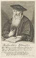 Bildnis des Ambrosius Lobwasser, Conrad Meyer (zugeschrieben) - 1675 (Quelle: Digitaler Portraitindex)