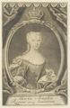 Bildnis der Maria Amalia, K�nigin von Sizilien, Sysang, Johann Christoph - 1738 (Quelle: Digitaler Portraitindex)