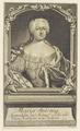 Bildnis der Maria Antonia, Kurf�rstin von Sachsen, Sysang, Johann Christoph - 1747/1757 (Quelle: Digitaler Portraitindex)
