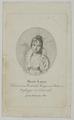 Bildnis der Marie Luise, Kaiserin von Frankreich, 1810/1833 (Quelle: Digitaler Portraitindex)