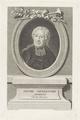 Bildnis des Pietro Metastasio, Friedrich Gr gory - 1786 (Quelle: Digitaler Portraitindex)