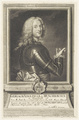 Bildnis des Gerlach Adolph L.B. de Mvnchhavsen, Fritzsch, Christian Friedrich - 1738 (Quelle: Digitaler Portraitindex)