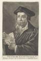 Bildnis des Ottmar Nachtigall, 1651/1700 (Quelle: Digitaler Portraitindex)