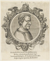 Bildnis des Platon, Johannes Sambucus - 1574 (Quelle: Digitaler Portraitindex)