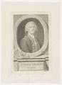 Bildnis des Iohann Ioachim Quantz, Schleuen, Johann David (1740) - 1767 (Quelle: Digitaler Portraitindex)