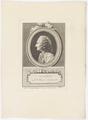 Bildnis des J. Pil. Rameau, Jean Marie Delattre - 1764/1770 (Quelle: Digitaler Portraitindex)