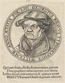 Bildnis des Georg Rhau, Lucas Cranach (der Ältere) (zugeschrieben)-1542? (Quelle: Digitaler Portraitindex)