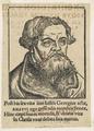 Bildnis des Georg Rhau, Deutschland?-nach 1542 (Quelle: Digitaler Portraitindex)