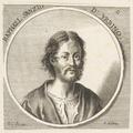 Bildnis des Raphael Sanzio, Joachim von Sandrart (der Ältere)-1675 (Quelle: Digitaler Portraitindex)