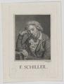 Bildnis des F. Schiller, Schweyer, Jeremias Paul-1786/1813 (Quelle: Digitaler Portraitindex)