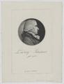 Bildnis des Ludwig Schubart, Bock, Christoph Wilhelm - 1793 (Quelle: Digitaler Portraitindex)