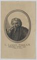 Bildnis des Lasurence Sterne, Egid Verhelst (der Jüngere)-1748/1818 (Quelle: Digitaler Portraitindex)