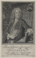Bildnis des Mavritivs Gerogivs Weidmannvs, Bernigeroth, Johann Martin - 1744 (Quelle: Digitaler Portraitindex)