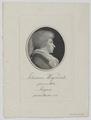 Bildnis der Johanna Weyrauch, Bock, Christoph Wilhelm - 1788/1816 (Quelle: Digitaler Portraitindex)