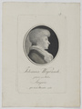 Bildnis der Johanna Weyrauch, Bock, Christoph Wilhelm (zugeschrieben) - 1788/1816 (Quelle: Digitaler Portraitindex)