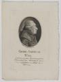 Bildnis des Georg Andreas Will, Leonhard Schlemmer-1799 (Quelle: Digitaler Portraitindex)