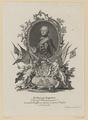 Bildnis des Fridericus Eugenius, Nilson, Johannes Esaias-1774/1788 (Quelle: Digitaler Portraitindex)