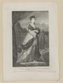 Bildnis der Friderica Wilhelmina Carolina, Sintzenich, Heinrich-1809 (Quelle: Digitaler Portraitindex)