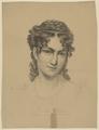 Bildnis der Charlotte Auguste von Österreich, unbekannter Künstler-1801/1900 (Quelle: Digitaler Portraitindex)