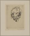 Bildnis des Rich. Strau�, Robert Scholtz - 1914/1956 (Quelle: Digitaler Portraitindex)