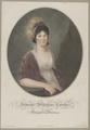 Bildnis der Friderike Wilhelmine Caroline, Joseph Peter Paul Rauschmayr-1806/1810 (Quelle: Digitaler Portraitindex)