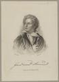 Bildnis des Ferdinand Raimund, Ludwig Michalek-um 1880 (Quelle: Digitaler Portraitindex)