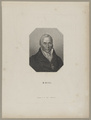 Bildnis des Reil, Johann Daniel Laurenz (1770) (ungesichert) - 1785/1832 (Quelle: Digitaler Portraitindex)